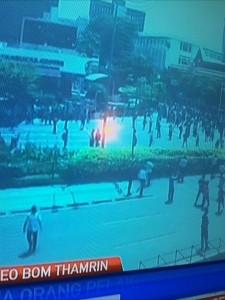 @asalim30 19/01/2016 16:16:45 WIB Teroris seakan membaur, tidak ada yg menyangka....termasuk polisi