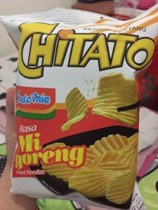 Chitato rasa indomie