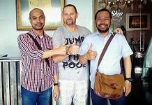 Selamat Datang di Bandung, Selamat Datang di Persib, Dejan Antonic.
