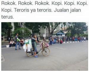 @SiaranBolaLive_ : #OOT Keep Rolling Jakarta! #KamiTidakTakut
