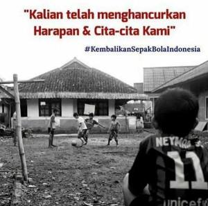 @Riyan_angga311 15m15 minutes ago View translation Rakyat Indonesia butuh Kompetisi.#BoikotTurnamen.