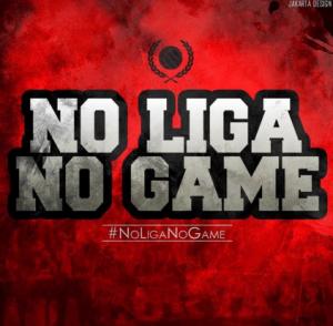 @JakNgidol48 4h4 hours ago No Liga No Game #BoikotTurnamen