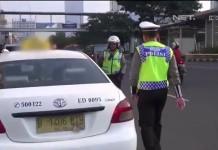 video heboh polisi