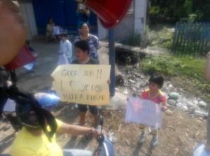 @MitraMania 6h6 hours ago East Borneo, Indonesia View translation Salah satu sambutan dari warga Kutai Kartanegara #MitraKukarJuara