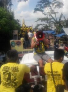 @MitraMania 6h6 hours ago East Borneo, Indonesia View translation Selain pemain dan official, di trailer ikut juga CEO Mitra Kukar dan Manajer Tim #MitraKukarJuara