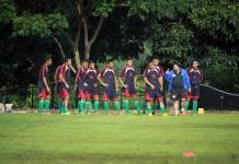 @TNI_football Feb 18 View translation Andi Susanto sudah melatih #pstni #TNI_football di Stadion Kartika, menggantikan suharto ad