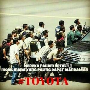 @sofalahjuba 15/01/2016 14:53:58 WIB Bom Sarinah yg untung Toyota bisa pasang iklan