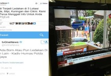 tv one hoax
