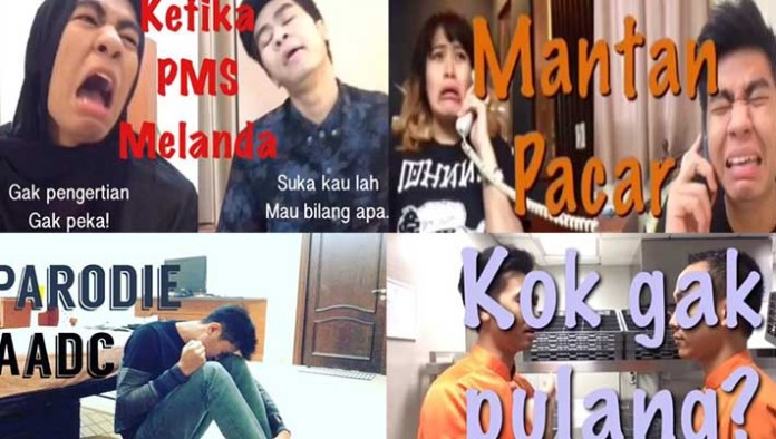 akun video instagram lucu