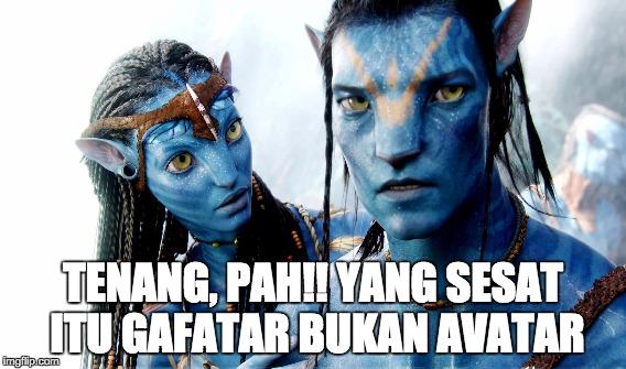meme gafatar