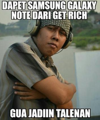 meme amin richman