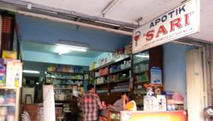 apotek sari