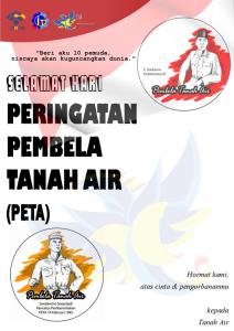 @himitpens 14/02/2016 02:04:04 WIB Selamat Hari Peringatan Pembela Tanah Air (PETA) !!! Berjuanglah para Generasi Muda Indonesia!