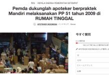 petisi apoteker