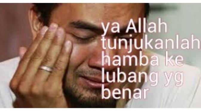 f41z93Ini hanya skdar hburan.. #saipuljamil klo trsinggung maap ya maap