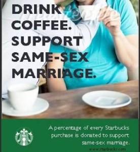 @aagym 23h23 hours ago View translation Ternyata Starbucks nyata sekali mendukung dan penyumbang LGBT, setiap cangkir jadi ikut jadi donatur