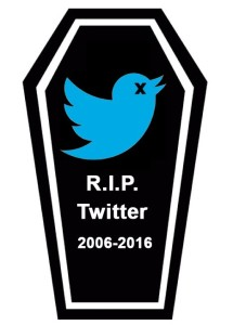 "@Poisonillusion The whole point of Twitter was a ""Live as it happens"" feed, not selective posting #RIPTwitter Algorithms =Censorship"