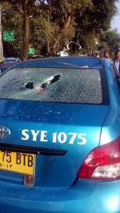 @fanyutnyut 22/03/2016 13:20:26 WIB Pada mau ga naik taxi kl pengemudinya begini???