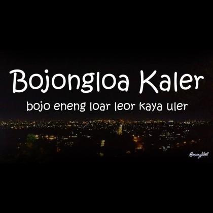 Bojongloa Kaler