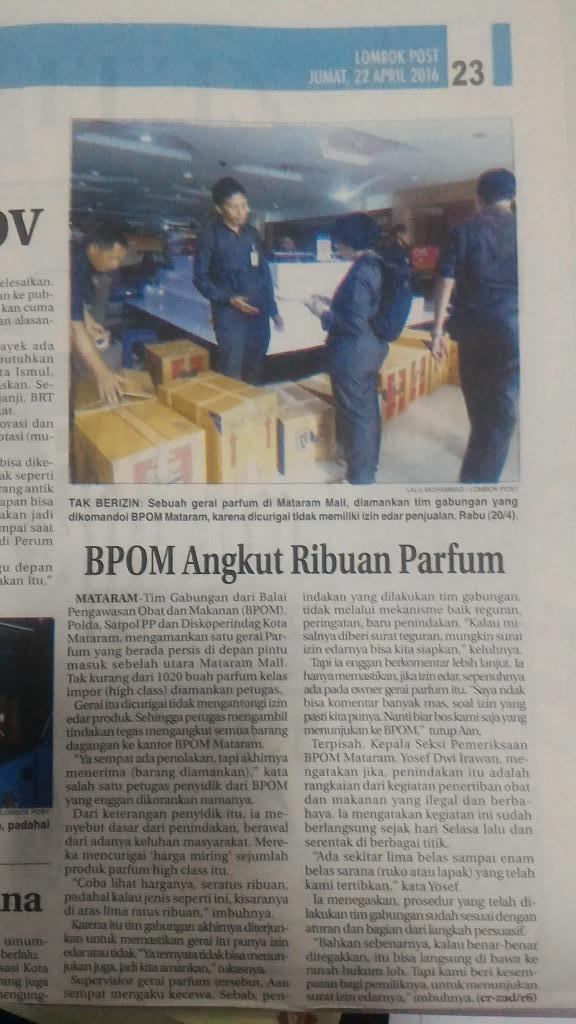 bpom parfum