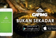 Kini Bidhuan Hadir di Aplikasi Mobile Inovatif Berita Indonesia Caping