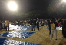 Lapangan di Universitas Kumamoto, sumber : PPIJ Kumamoto