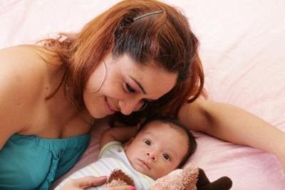 bayi wanita karir