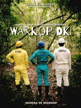 Inilah Foto Bocoran Pemeran Dono Kasino Indro di Film Warkop DKI Reborn