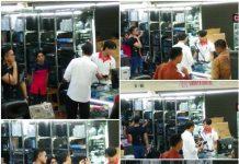 Jokowi Belanja di Glodok Tanpa Dikawal Ketat Jadi Obrolan Netizen