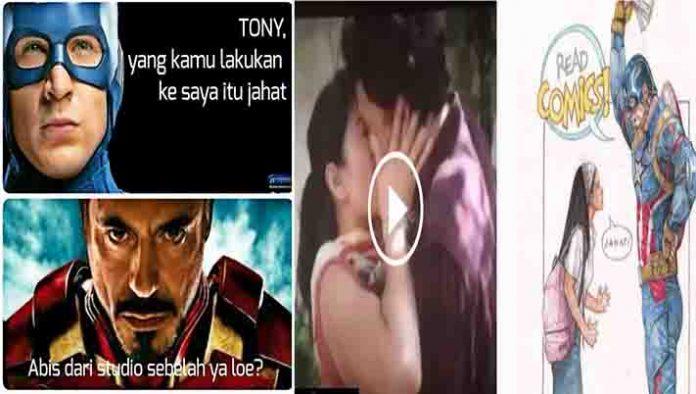 Bikin Penasaran! Meme Lucu dan Adegan Ciuman AADC 2 Mulai Bertebaran