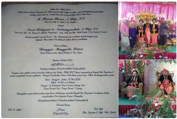 Netizen Ramai Bicarakan Foto Seorang Pria Menikahi 2 Istri Sekaligus