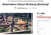 petisi kebun binatang
