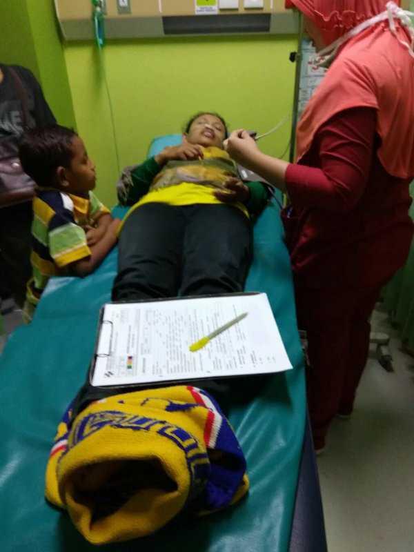 Netizen Kecam Suporter PS TNI, Perempuan dan Anak-anak Jadi Korban