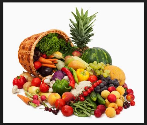 contoh makanan berserat