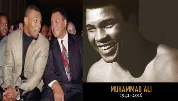 Dari Justine Bieber Hingga Mike Tyson Berbela Sungkawa Untuk Muhammad Ali