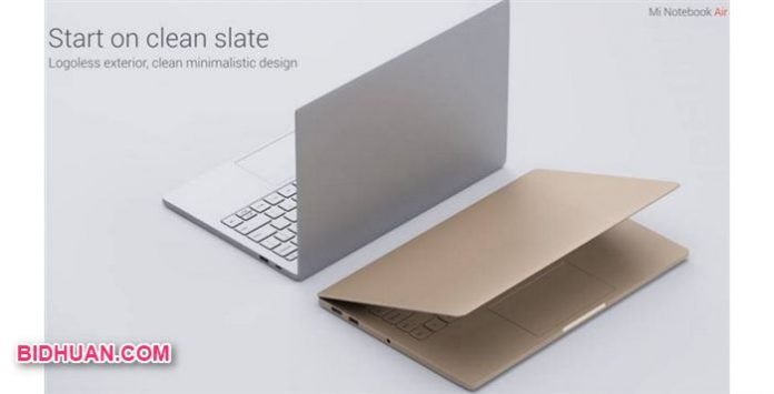 Harga dan Spesifikasi Laptop Xiaomi Terbaru (Mi Notebook Air)