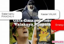 Kumpulan Meme Lucu Game Gara-gara Pokemon Go