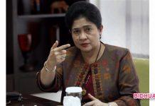 Nila Moeloek Menteri Kesehatan