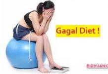 Gagal Diet Menurunkan Berat Badan