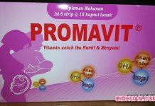 Kandungan Promavit, Dosis dan Harga Promavit Kapsul