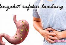 Penyakit Infeksi Lambung Penyebab, Gejala dan Obat yang Digunakan