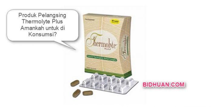 Thermolyte Plus amankah