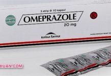 Obat Omeprazole 20 Mg