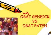 Perbedaan Obat Paten dan Generik