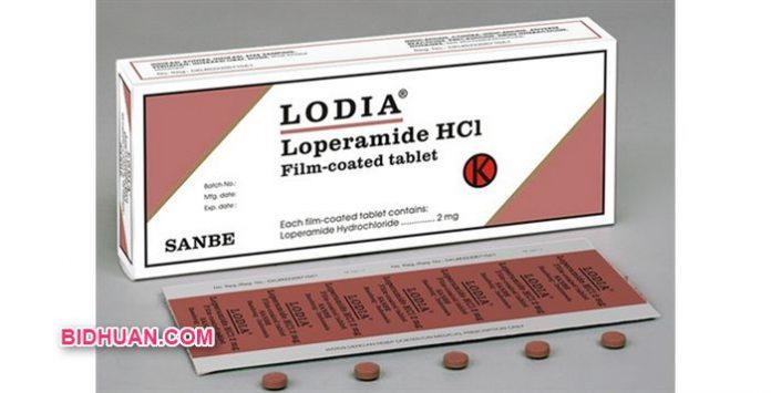 Lodia Obat Diare Obat Golongan Agonis Opioid Reseptor untuk Atasi Diare Akut dan Kronis