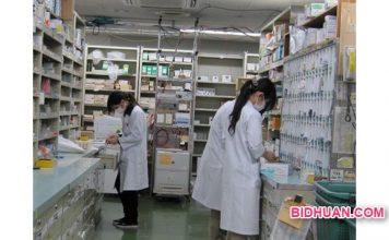 Standar Pelayanan Kefarmasian Menurut Peraturan Menteri Kesehatan Republik Indonesia No. 35 tahun 2014
