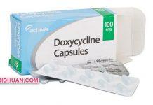 Doxycycline Antibitiotik Kegunaan, Dosis, Harga dan Efek Sampingnya