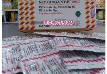 Neurosanbe 5000 (Vitamin B kompleks): Kegunaan, Efek Samping, Dosis dan harga