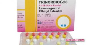 Pil KB Trinordiol-28 Obat Kontrasepsi Oral untuk Mencegah Kehamilan