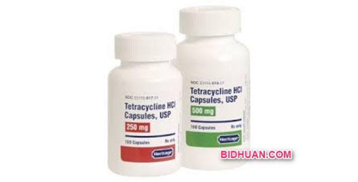 Tetracycline Antibiotik Kegunaan, Dosis, dan Efek Sampingnya